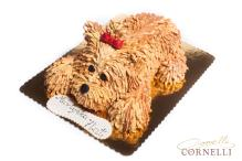 Tort Piesek